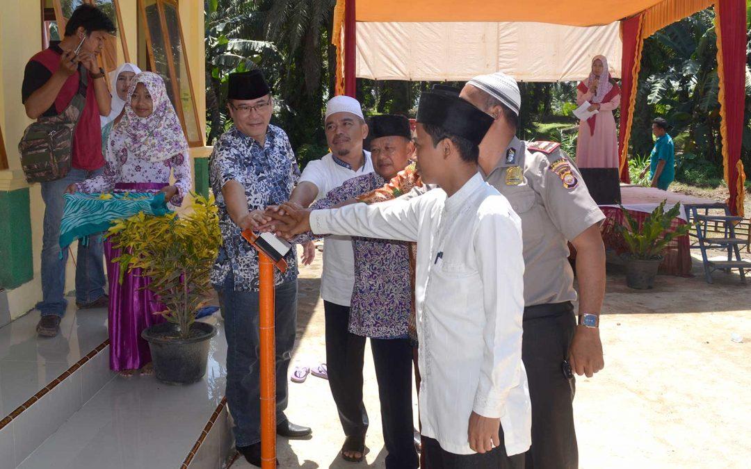 Karya Baiturrahim Mosque Inauguration